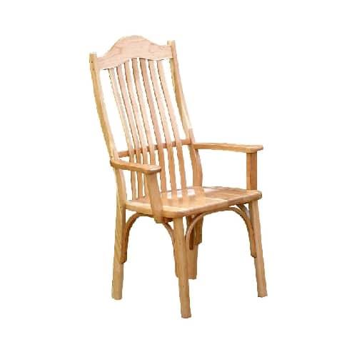 amish arm chair