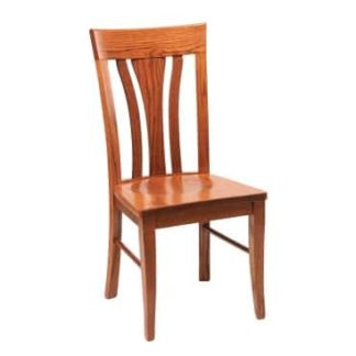 DANIELS AMISH TULIP BACK 0701 SIDE CHAIR