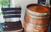 Wine Design Barrel Pub Set