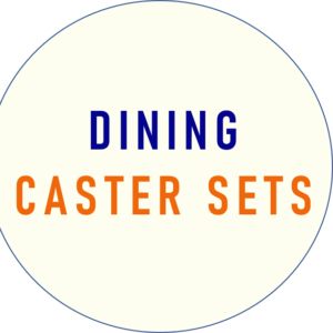 Caster Dining Sets